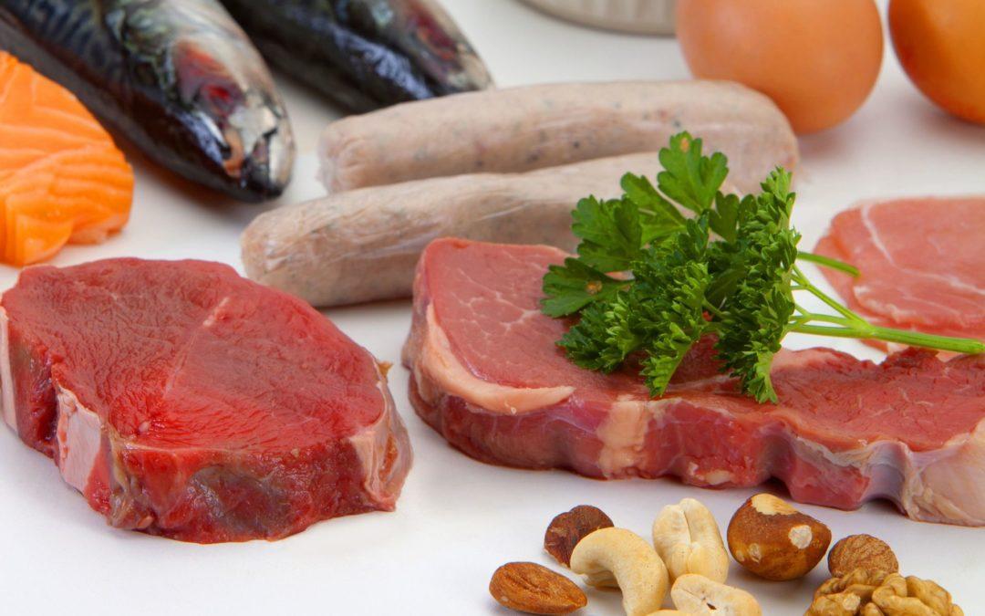 Как работает белковая диета?