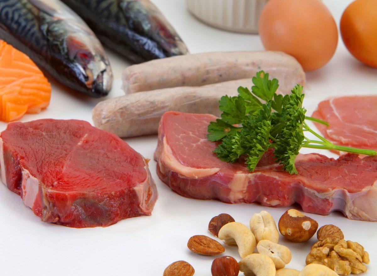 Как работает белковая диета
