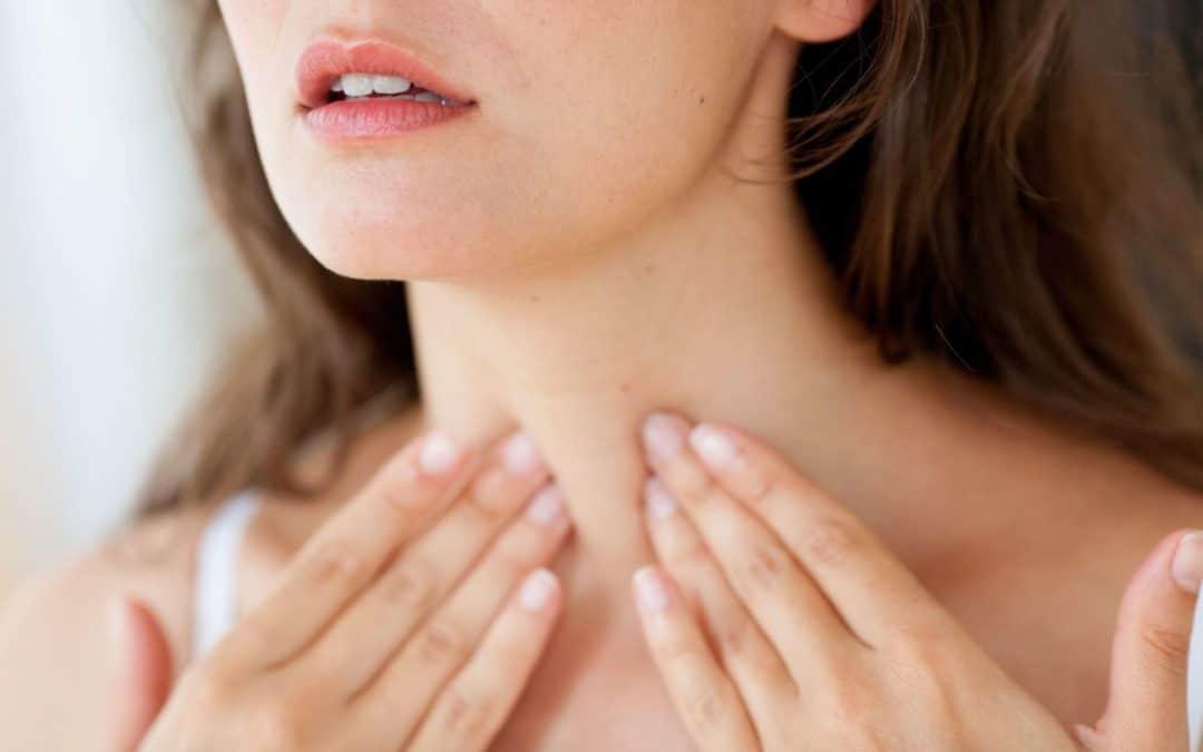 Лечение щитовидной железы дома