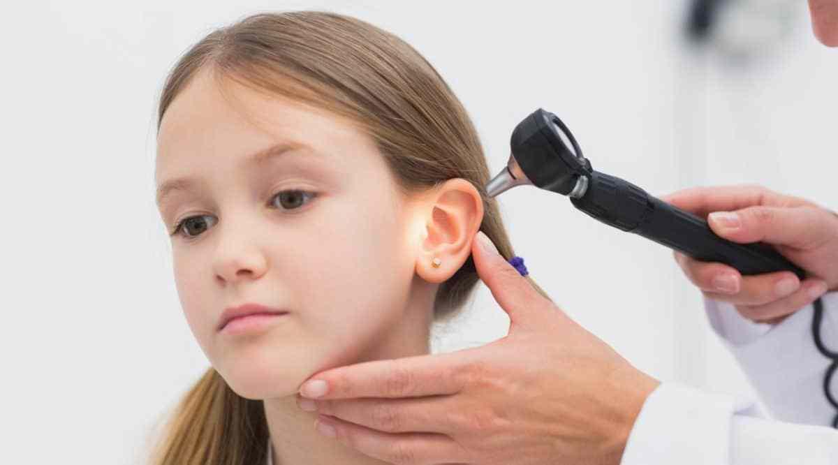 ушные инфекции
