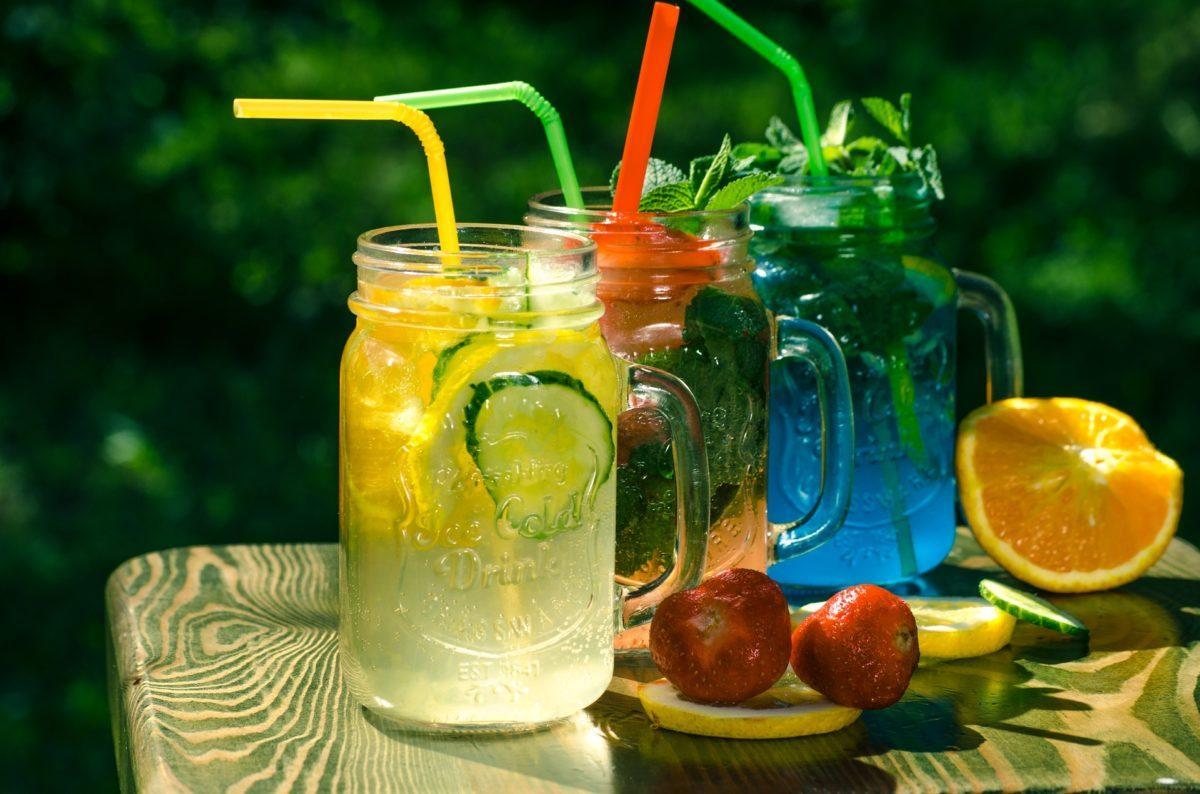 Полезные продукты в летнюю жару