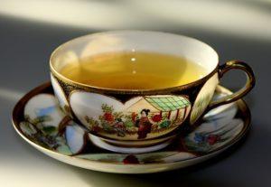 голодание зеленый чай