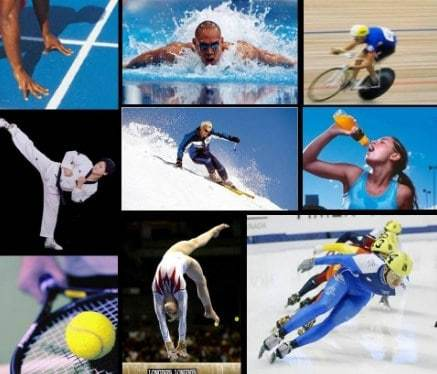 Влияние различных видов спорта на здоровье человека