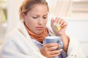 Народные средства от кашля и простуды