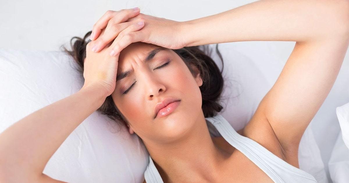 Головная боль при низком давлении. Болит голова при ...