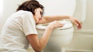 Народные методы лечения тошноты и рвоты