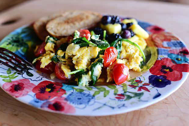 Завтрак - главный прием пищи: дающий энергию на весь день