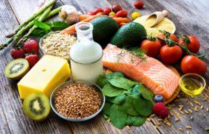 Лучшие продукты для диеты